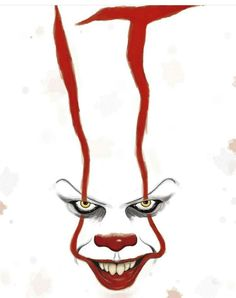 Pennywise has a big clown smile! ⛵