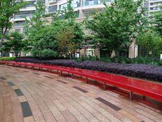 Gubei Pedestrian Promenade by SWA Group « Landscape Architecture Works   Landezine