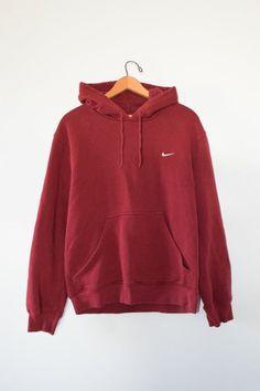 5dc206068 Red Nike Hoodie, Nike Pullover Hoodie, Nike Sweatshirts Hoodie, Sweater  Hoodie, Hoodies