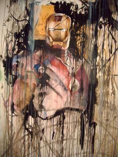 Iron Man - Iron Man Fan Art (30563375) - Fanpop fanclubs