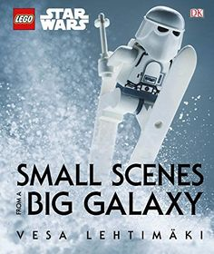 LEGO® Star Wars® sets and minifigures come to life in this beautiful photography book.Created by Finnish photographer Vesa Lehtimäki using his son'...