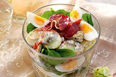 Salad on Pinterest | Potato salad, Salads and Classic caesar salad