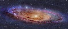 Detectan lo que podría ser la primera señal de materia oscura