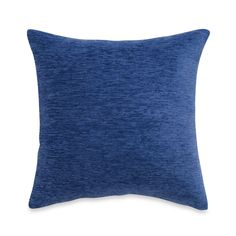 Crown Chenille Throw Pillow (Set of 2) $25