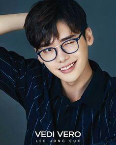 Lee Jong Suk x Vedi Vero