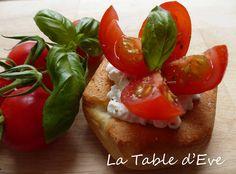 Ciabatta, Battle, Bread, Vegetables, Mini, Food, Philly Cream Cheese, Tomatoes, Brot