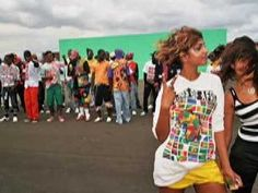 Come Around- M.I.A. and Timbaland.  Why doesn't she have more videos?