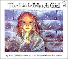 The Little Match Girl: Hans Christian Andersen, Rachel Isadora: 9780698114173: AmazonSmile: Books