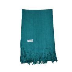 Yimei Deep Green Pashmina Scarf Wrap Shawl Stole Yimei. $7.99