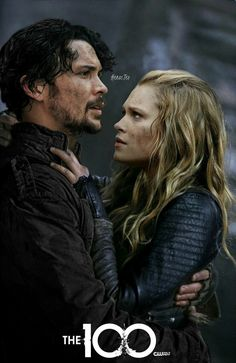 Bellarke- FANART The 100