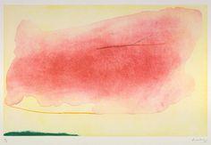 Nepenthe, 1972 by Helen Frankenthaler
