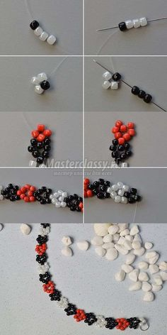 Like the seed beads beaded bracelet?The details will be published by LC.Seed bead jewelry flower chain ~ Seed Bead Tutorials Discovred by : Linda LinebaughHow to make handmade star seed beaded bracelet with glass beads from lc pandahall com – Seed Bead Tutorials, Seed Bead Patterns, Beaded Bracelet Patterns, Beading Tutorials, Beading Patterns, Beaded Bracelets, Beaded Necklace, Bead Earrings, Diy Accessories