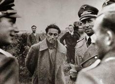 Сын Сталина Яков Джугашвили пойман немцами в 1941. Позже был убит в лагере заключённых.