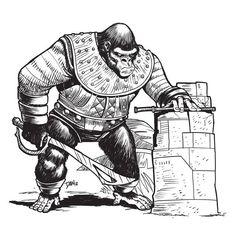 gorila elfico - Pesquisa Google