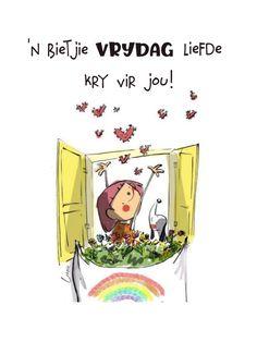 Goeie More, Morning Messages, Afrikaans, Van, Garden, Garten, Lawn And Garden, Gardens, Vans