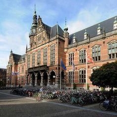 Academiegebouw, Groningen