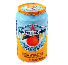 San Pellegrino Aranciata Love it