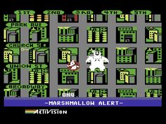 Ghostbusters (Commodore 64)