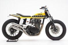 Dirt Tracker Yamaha XS650