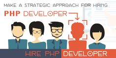 Follow strategic approach to Hire PHP Developer India at AResourcepool.  It is easy to hire developers just in three steps. Reference: http://aresourcepool.com/hire-php-developer.html info@aresourcepool.com