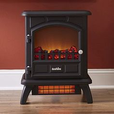 Our free standing electric stoves offer the instant ambiance of a traditional fireplace experience. Each of our freestanding electric stoves provide quiet, instant heat and eye-catching classic and traditional designs. Traditional Fireplace, Electric Stove, Fireplace Accessories, Traditional Design, Home Appliances, Stoves, Fireplaces, Wood, Amazon