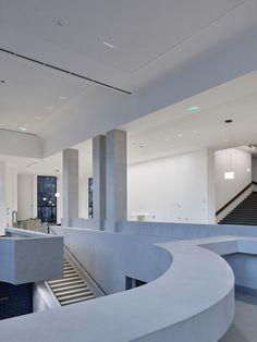 Musée d'Art Moderne de Paris by h2o architectes - Design Milk