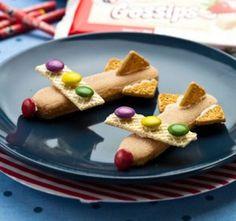 Boudoir biscuits aeroplanes