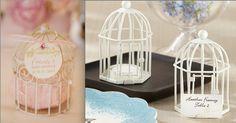 Birdcage Favor!  Find the birdcage on Fbys.com