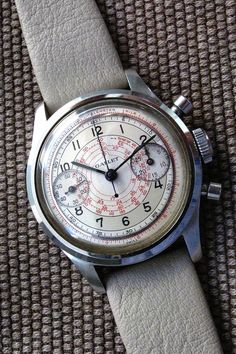 Vision & Vintage Watches | Gallet Multichron 30