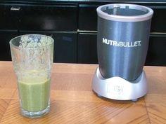 Nutribullet Recipes - Blueberry shake Nutriblast smoothie
