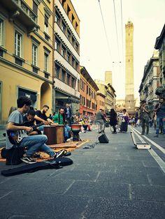Bologna by Ciprian Buzdugan Bologna, Around The Worlds, Street View