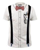 Camiseta nerd.