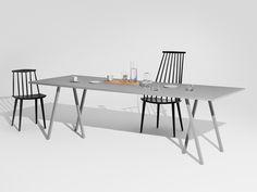hay loop stand table grey - Google zoeken