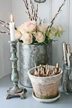 36 Fascinating DIY Shabby Chic Home Decor Ideas that can be easily modified to be steampunk home decor.ღ...........réépinglé par Maurie Daboux웃 #shabbychicstyledecor Rustikalen Shabby Chic, Shabby Chic Zimmer, Shabby Chic Interiors, Shabby Chic Bedrooms, Shabby Chic Kitchen, Shabby Chic Furniture, Shabby Cottage, Kitchen Decor, Cottage Chic