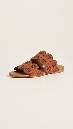9575c75d0c7 online shopping for See Chloe Valentina Slides from top store. See new  offer for See Chloe Valentina Slides