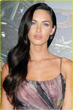 Megan...love her hair