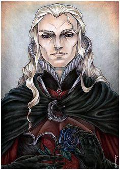 Kronprinz of Dragonstone by ProKriK on DeviantArt