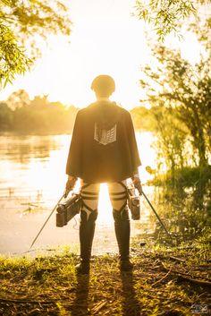 Levi Ackerman by TimmyFrost.deviantart.com on @DeviantArt