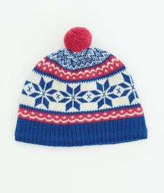 Women's Hats: Nordic Fair Isle Hat for Women - Vineyard Vines