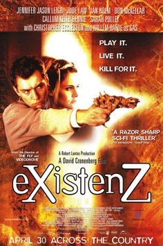 Regarde Le Film Existenz 1999  Sur: http://streamingvk.ch/existenz-1999-en-streaming-vk.html