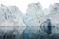 "Photographer Camille Seaman has dedicated more than a decade of her career to capturing the fragile, rapidly changing landscapes of Polar Regions including Antarctica, Greenland, and Svalbard. From 2006 through 2010, the American photographer produced Terminus: The Face of Change, as a way to document the melting glaciers in what she describes as ""the 'end of the road' for the glacial face."""
