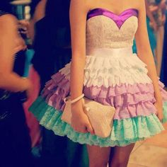 I would rock this dress