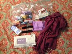 birth richmond: What's in My Doula Bag?