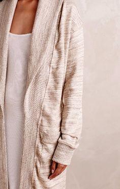 Adora Duster Sweater
