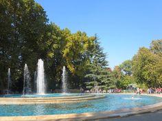 Musical Fountain, Margaret Island