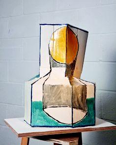 Johannes Nagel | Untitled Vessel | 2011  Porcelain | Unique | Germany