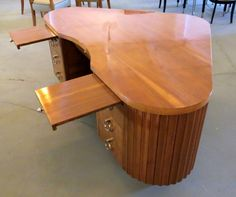 1stdibs | American Art Deco Fletcher Aviation Desk