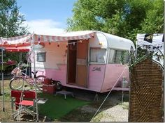 glamping trailer - Yahoo! Image Search Results