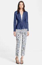 Armani Collezioni Jacket, Tunic & Ankle Pants