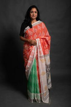 Handloom and handcrafted pure mangalgiri blockprinted cotton saree Nee:saa INDIAN ART PAINTINGS PHOTO GALLERY  | I.PINIMG.COM  #EDUCRATSWEB 2020-07-29 i.pinimg.com https://i.pinimg.com/236x/c7/cc/19/c7cc1974178d35d73568eca578216ede.jpg